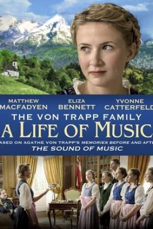 Image The von Trapp Family: A Life of Music
