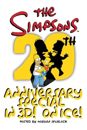 Image The Simpsons 20th Anniversary Special - In 3D! On Ice!