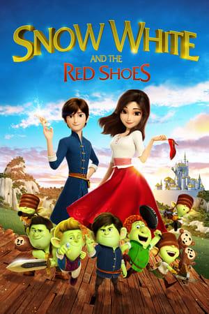 Image Red Shoes and the Seven Dwarfs