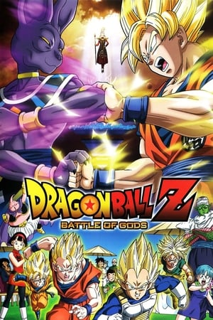 Image Dragon Ball Z: Battle of Gods