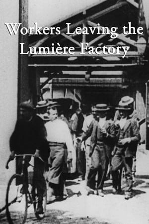Image Workers Leaving the Lumière Factory