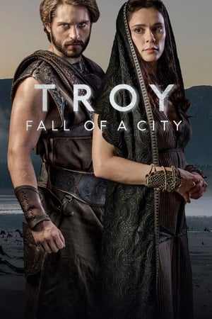 poster Troy: Fall of a City