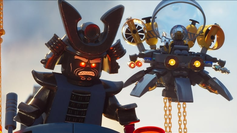 Image Movie The LEGO Ninjago Movie 2017