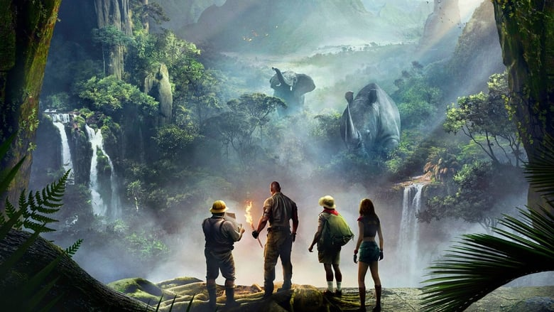 Image Movie Jumanji: Welcome to the Jungle 2017