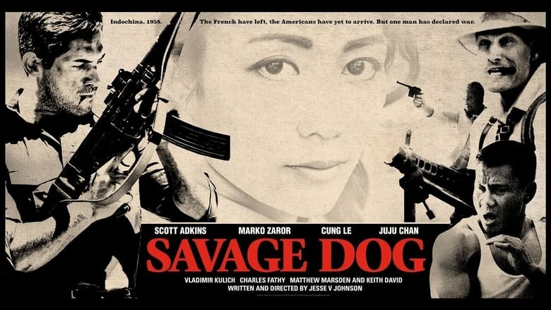 Backdrop Movie Savage Dog 2017