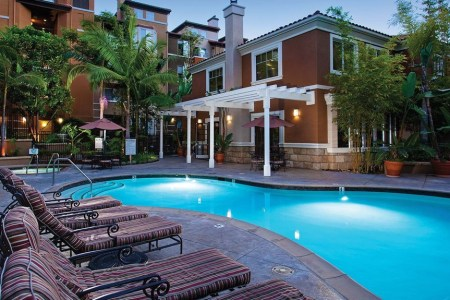 villas at park la brea apartments los angeles ca take a dip in our swimming pool