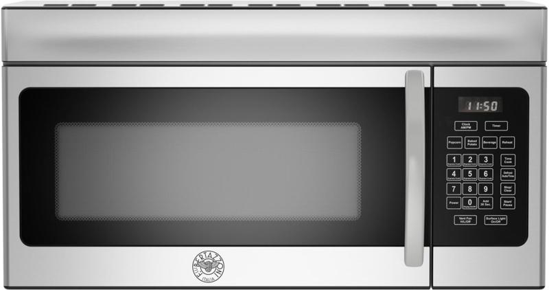 Large Of Over The Range Microwave With Vent