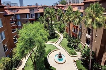 villas at park la brea apartments los angeles ca our maintained grounds are pet friendly