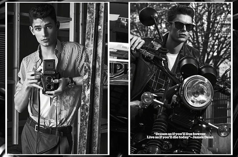 AUGUST MAN MAGAZINE Arthur Gosse by Anthony Meyer. Sonia Logerot, April 2016, www.imageamplified.com, Image amplified (2)
