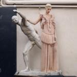AMICA ITALY: Iris Strubegger by Nicolas Valois