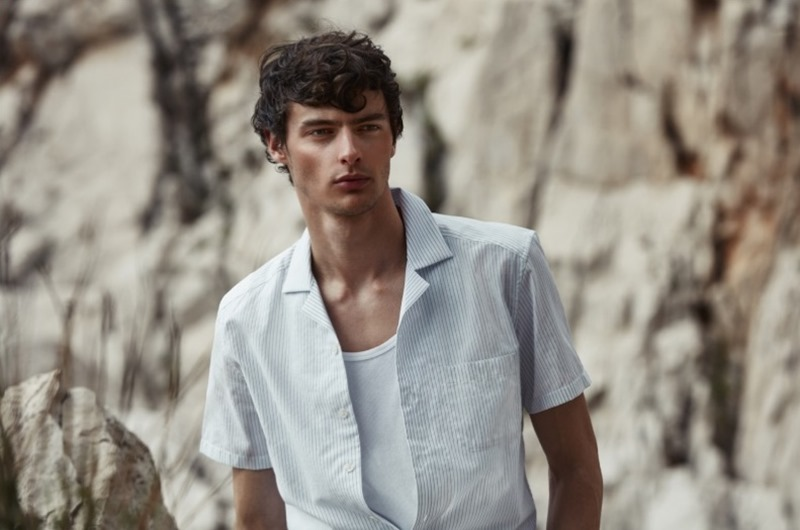 CAMPAIGN Hannes Gobeyn for Reiss Spring 2016. www.imageamplified.comm, Image Amplified (7)