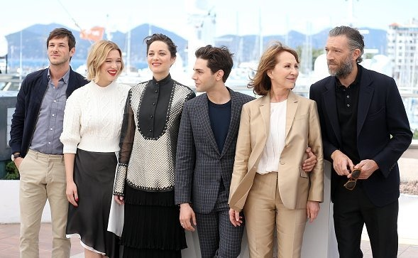 CANNES FILM FESTIVAL COVERAGE It's Only The End of the World Cast Photocall, Press Conference, Red Carpet 2016, Day 9, www.imageamplified.com, Image Amplified (24)