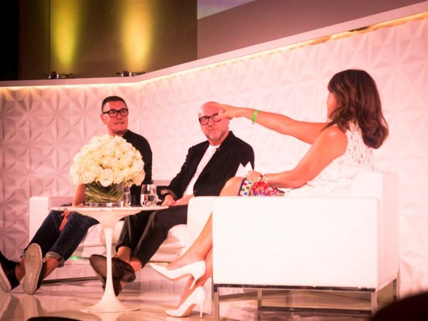 IA UPDATE Domenico Dolce & Stefano Gabbana, Dolce & Gabbana's Italian Journe with Alexandra Shulman at Vogue Festival 2016 by Troy Wise & Rick Guzman. www.imageamplified.com, Image Amplified (38)