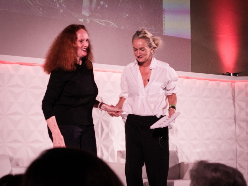 IA UPDATE Grace Coddington, A Life in Fashion with Lucinda Chambers at Vogue Festival 2016 by Troy Wise & Rick Guzman. www.imageamplified.com, Image Amplified (36)
