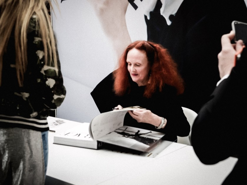 IA UPDATE Grace Coddington, A Life in Fashion with Lucinda Chambers at Vogue Festival 2016 by Troy Wise & Rick Guzman. www.imageamplified.com, Image Amplified (1)