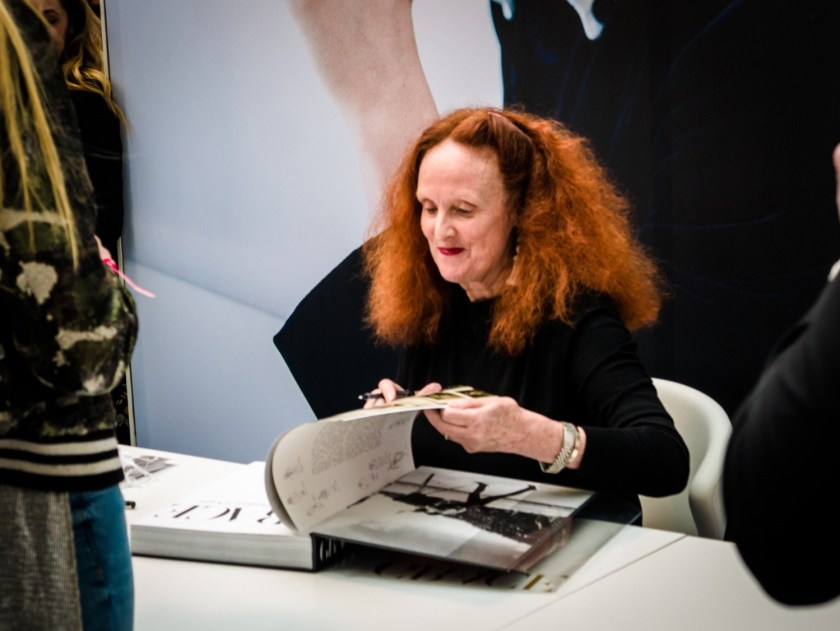 IA UPDATE Grace Coddington, A Life in Fashion with Lucinda Chambers at Vogue Festival 2016 by Troy Wise & Rick Guzman. www.imageamplified.com, Image Amplified (39)