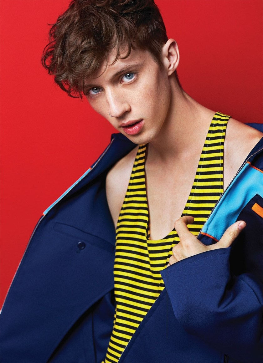 OUT MAGAZINE Troye Sivan by Kai Z Feng. Spring 2016, www.imageamplified.com, Image Amplified (4)