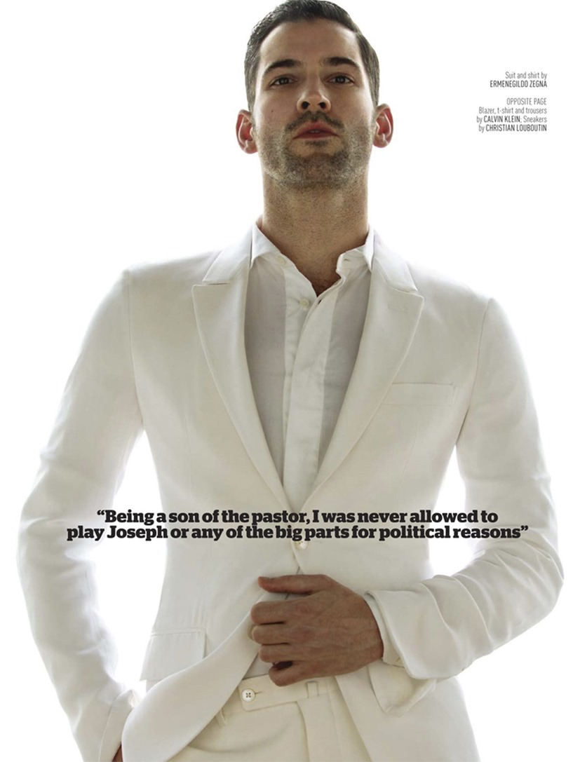 AUGUST MAN MALAYSIA Tom Ellis by Karl Simone. Bruno LIma, Summer 2016, www.imageamplified.com, Image Amplified