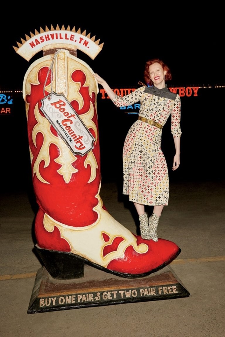 BERGDORF GOODMAN Karen Elson by Tung Walsh. Pre-Fall 2016, www.imageamplified.com, Image Amplified (7)