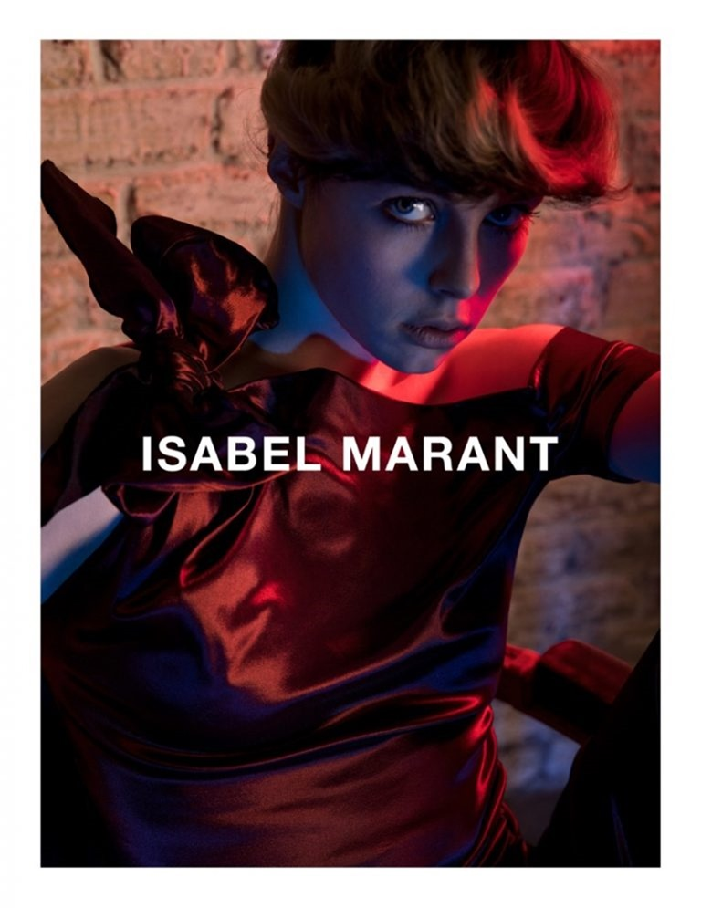 CAMPAIGN Edie Campbell for Isabel Marant Fall 2016 by Inez & Vinoodh. www.imageamplified.com, image Amplified (5)