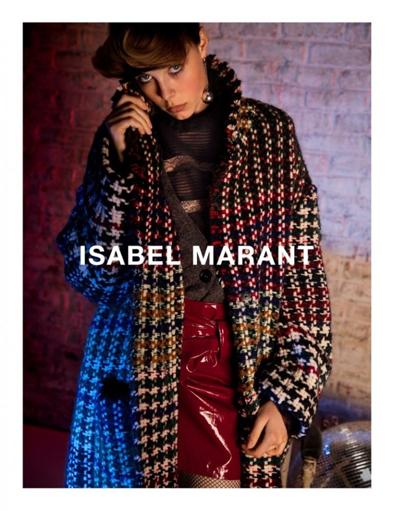 CAMPAIGN Edie Campbell for Isabel Marant Fall 2016 by Inez & Vinoodh. www.imageamplified.com, image Amplified (1)