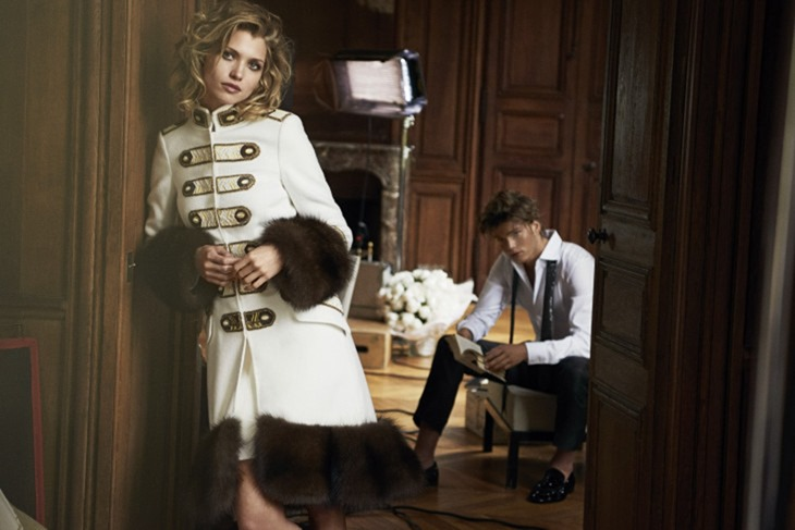 CAMPAIGN Jordan Barrett for Ermanno Scervino Fall 2016 by Peter Lindbergh. www.imageamplified.com, Image Amplified (1)