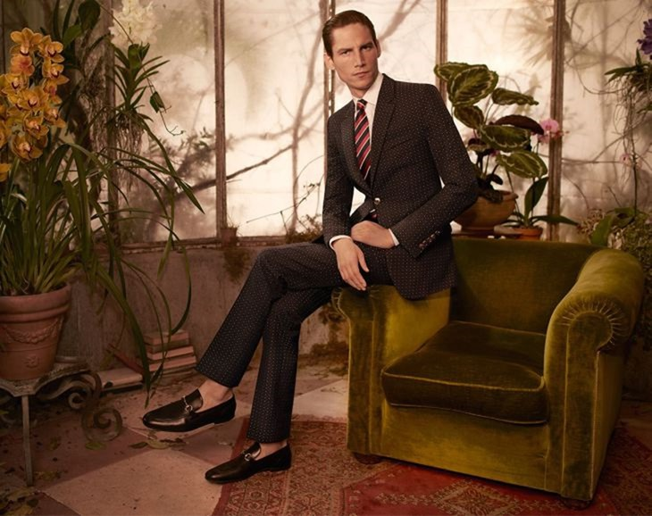 CAMPAIGN Roch Barbot for Gucci Tailoring Fall 2016 by Glen Luchford. www.imageamplified.com, Image Amplified (1)