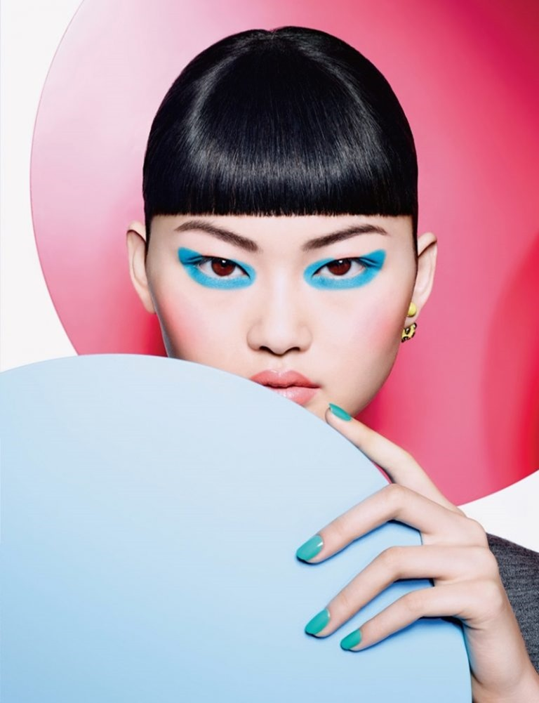 DIOR MAGAZINE He Cong by Richard Burbridge. Charlotte Collet, Spring 2016, www.imageamplified.com, Image Amplified (7)