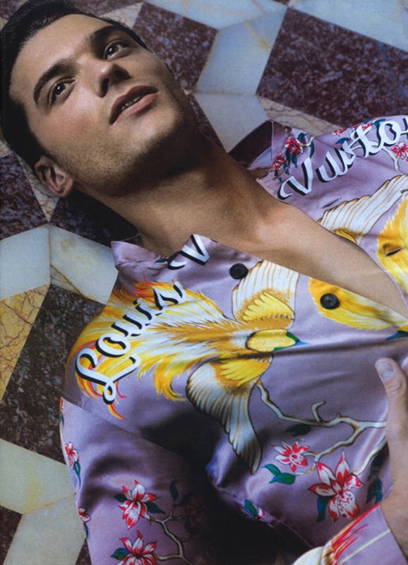 FASHION PHOTOGRAPHY Aurelien Muller in Serie Limitee, Les Echos Special Hommes, Spring 2016, www.imageamplified.com, Image Amplified (10)