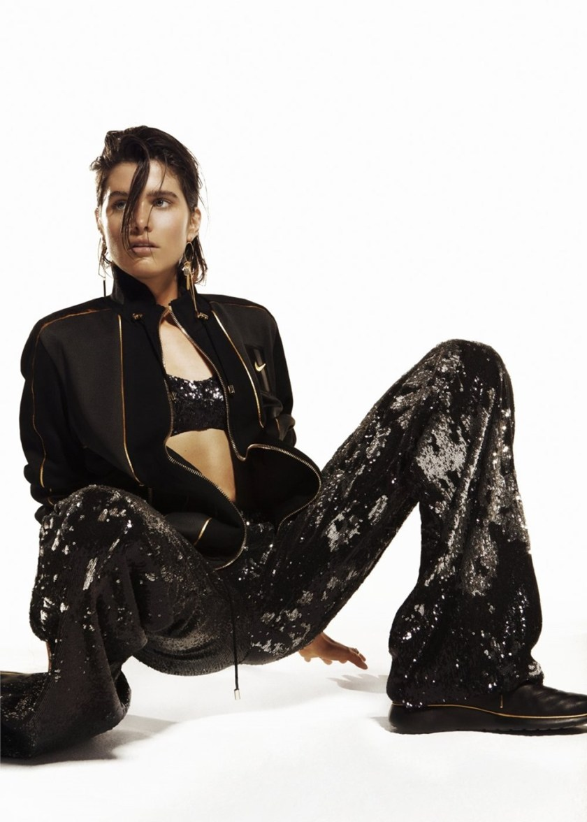 FASHION PHOTOGRAPHY Kiki Boreel for Nike x Olivier Rousteing 2016. www.imageamplified.com, Image Amplified (7)