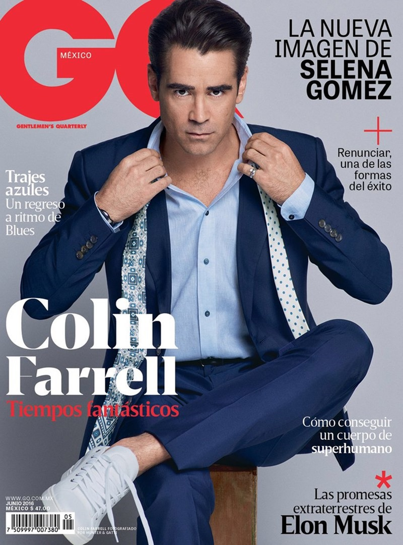 GQ MEXICO Colin Farrell by Hunter & Gatti. June 2016, www.imageamplified.com, Image Amplified (1)