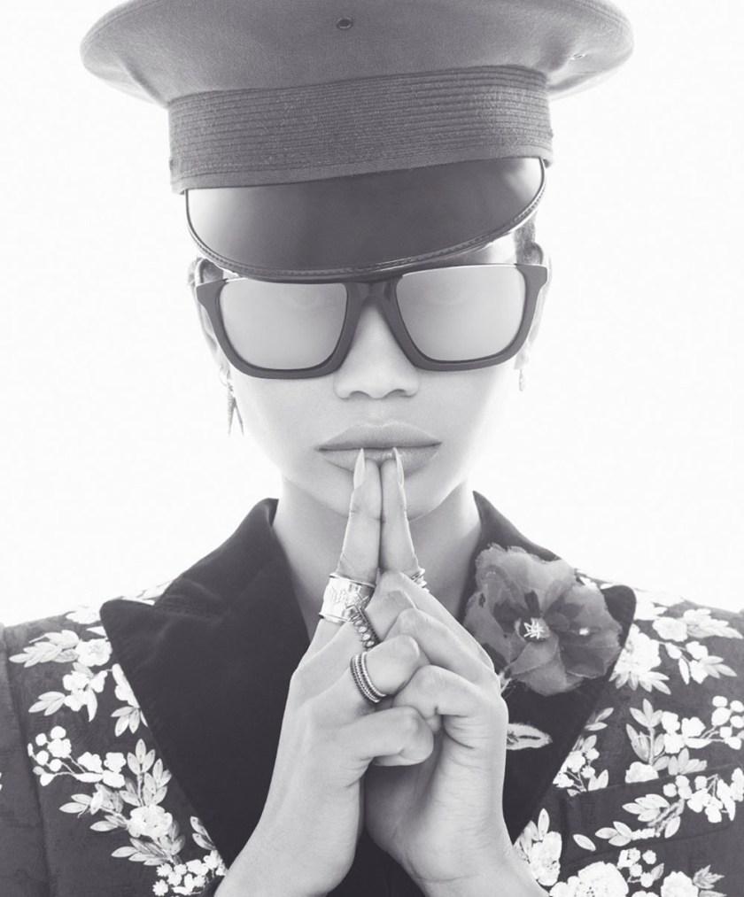 HARPER'S BAZAAR SERBIA Chanel Iman by Joshua Jordan. Kisha Jones, June 2016, www.imageamplified.com, Image Amplified (4)