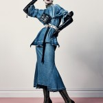 INTERVIEW MAGAZINE: Pose by Craig McDean