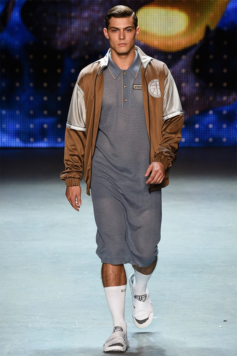 LONDON COLLECTIONS MEN Astrid Andersen Spring 2017. www.imageamplified.com, Image Amplified (9)