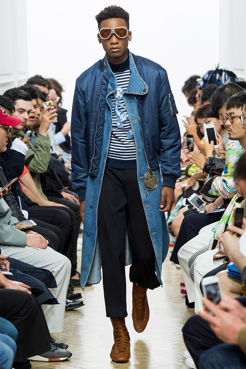 LONDON COLLECTIONS MEN J.W. Anderson Spring 2017. www.imageamplified.com, Image Amplified (17)