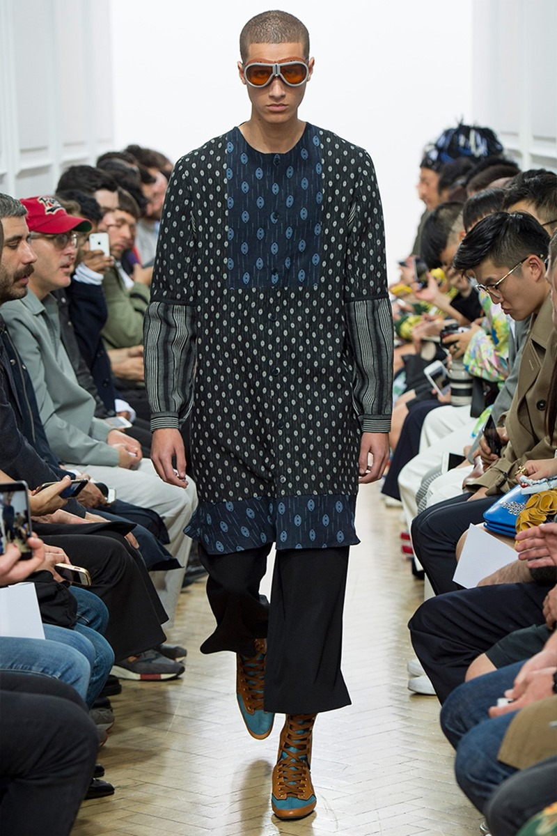 LONDON COLLECTIONS MEN J.W. Anderson Spring 2017. www.imageamplified.com, Image Amplified (39)