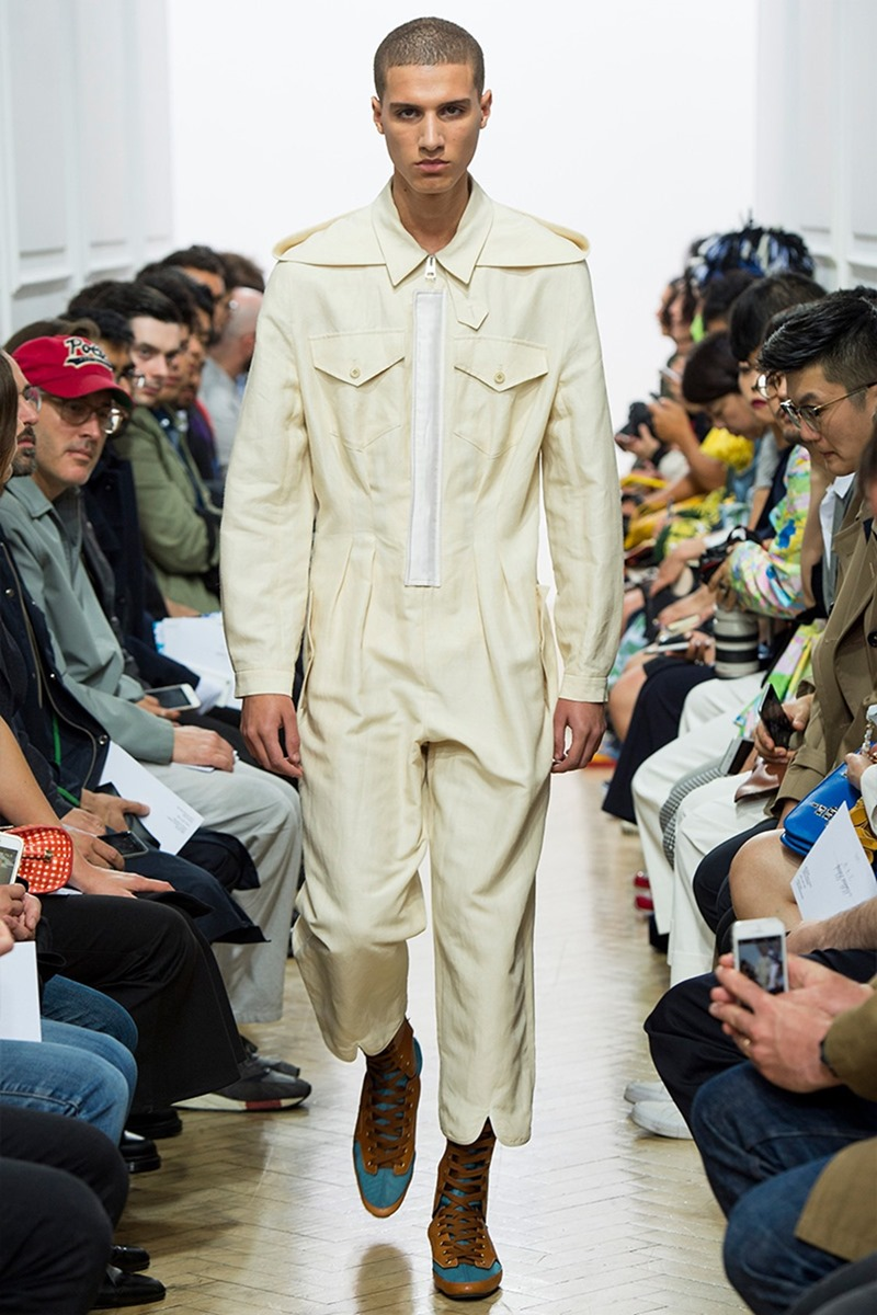 LONDON COLLECTIONS MEN J.W. Anderson Spring 2017. www.imageamplified.com, Image Amplified (9)