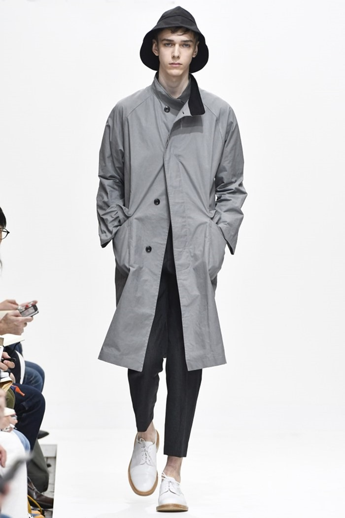 LONDON COLLECTIONS MEN Margaret Howell Spring 2017. www.imageamplified.com, Image Amplified (9)