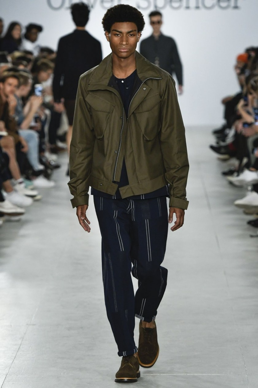 LONDON COLLECTIONS MEN Oliver Spencer Spring 2017. www.imageamplified.com, Image Amplified (10)