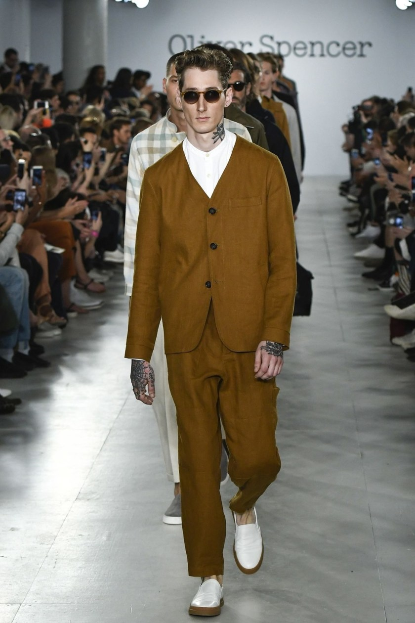 LONDON COLLECTIONS MEN Oliver Spencer Spring 2017. www.imageamplified.com, Image Amplified (30)