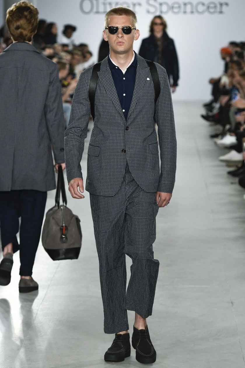 LONDON COLLECTIONS MEN Oliver Spencer Spring 2017. www.imageamplified.com, Image Amplified (6)