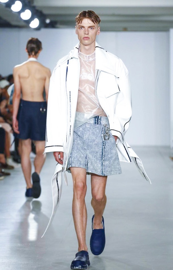 LONDON COLLECTIONS MEN XIMONLEE Spring 2017. www.imageamplified.com, Image Amplified (2)