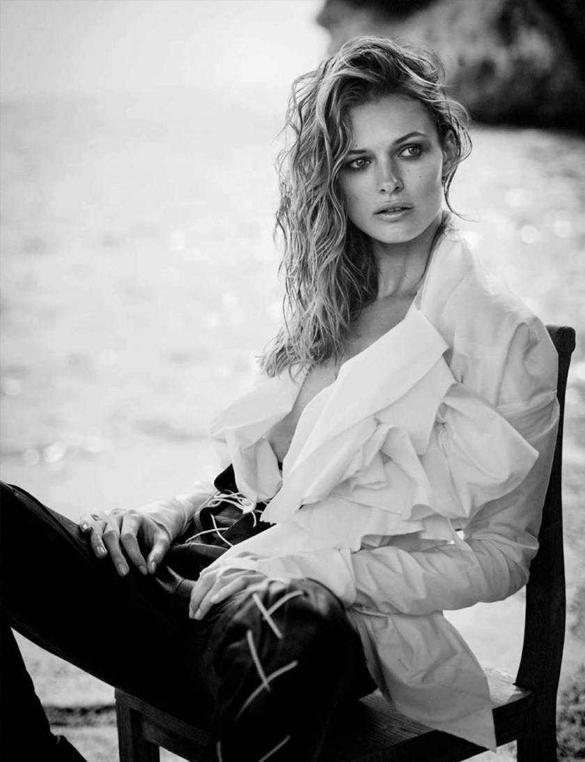 VOGUE GERMANY Edita Vilkeviciute by Boo George. Christiane Arp, July 2016, www.imageamplified.com, Image Amplified (10)