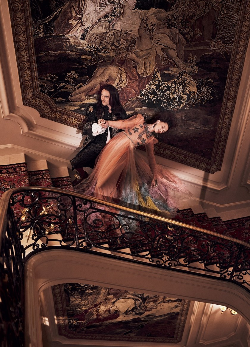 VOGUE MAGAZINE Grand Hotel by Mikael Jansson. Phyllis Posnick, July 2016, www.imageamplified.com, Image Amplified (3)