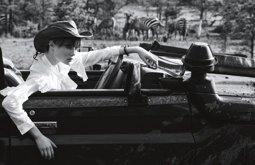 WSJ MAGAZINE Anna Ewers & Edie Campbell by Mikael Jansson. George Cortina, June  2016, www.imageamplified.com, Image Amplified (4)