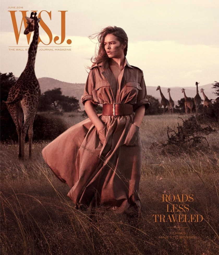 WSJ MAGAZINE Anna Ewers & Edie Campbell by Mikael Jansson. George Cortina, June  2016, www.imageamplified.com, Image Amplified (25)