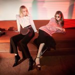 CAMPAIGN: Hollie May & Maja Salamon for Charles & Keith Fall 2016 by Glen Luchford
