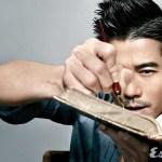 ESQUIRE HONG KONG: Aaron Kwok by KAON
