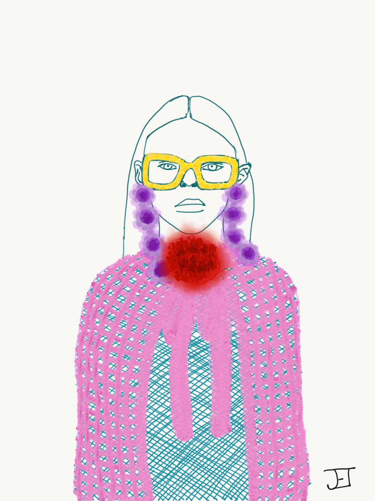 FASHION ILLUSTRATION: Introducing JET