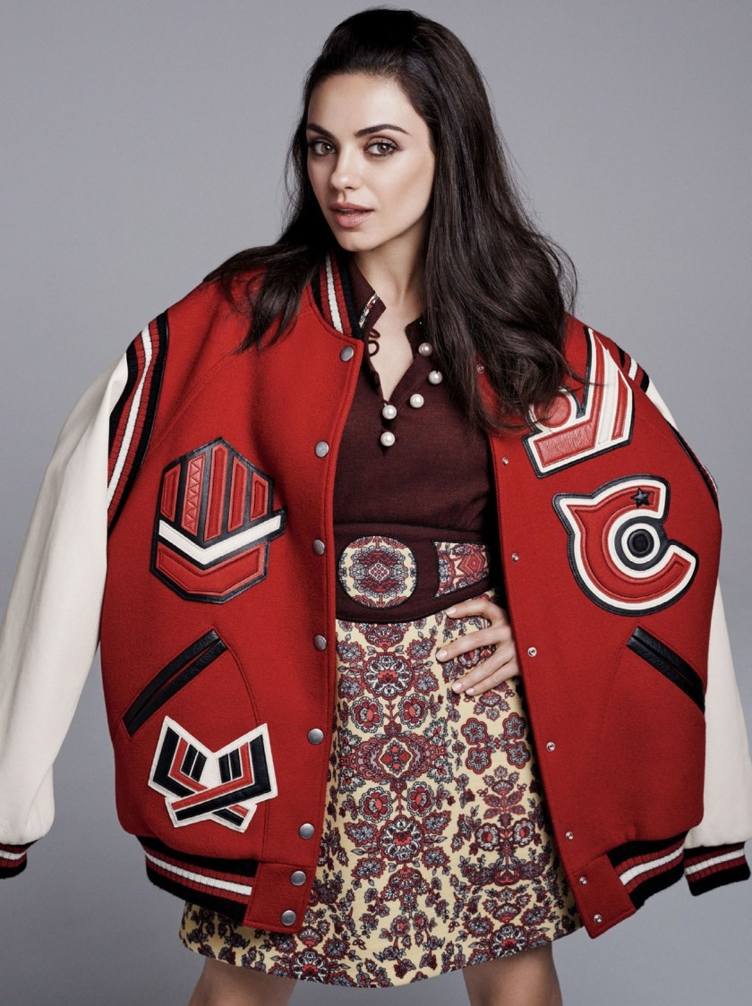 GLAMOUR MAGAZINE Mila Kunis by Steven Pan. Katie Mossman, August 2016, www.imageamplified.com, Image Amplified (6)